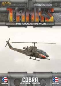 Tanks The Modern Age: US Cobra Helicopter