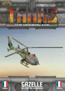 Tanks The Modern Age: French Gazelle Helicopter