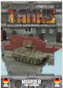 Tanks The Modern Age: German Marder