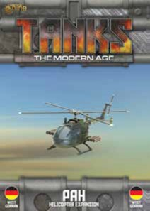 Tanks The Modern Age: German PAH Helicopter
