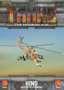 Tanks The Modern Age: Soviet Hind Helicopter