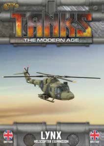 Tanks The Modern Age: British Lynx Helicopter