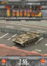 Tanks The Modern Age: Soviet T-55