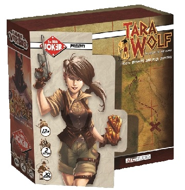 Tara Wolf in the Valley of the Kings