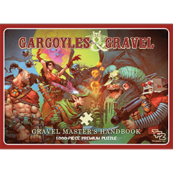 Team Fortress 2 - Gargoyles and Gravel (1000 Piece Puzzle)