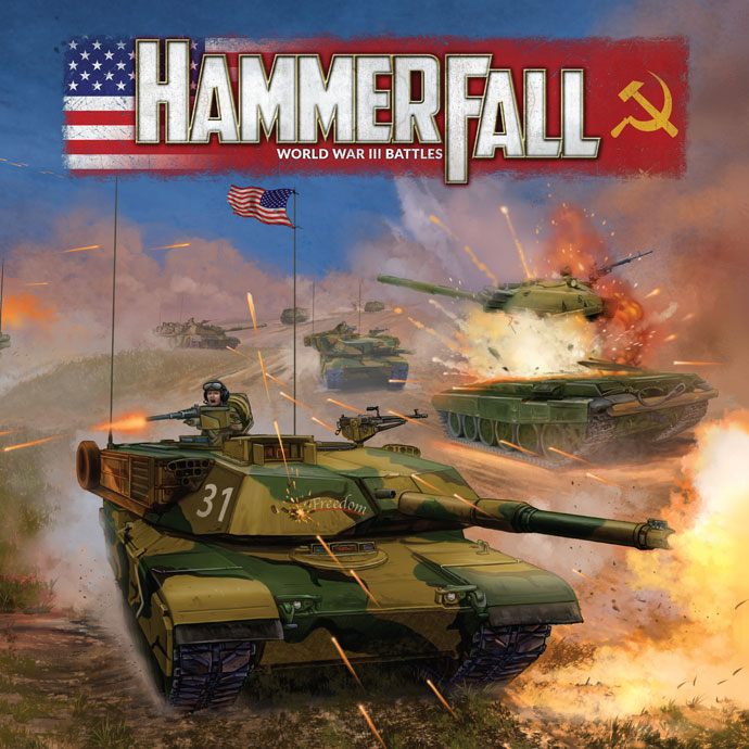 Team Yankee American: Hammer Fall - World War 3 Battles