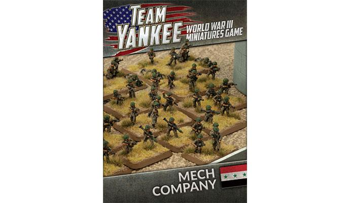 Team Yankee: Oil War- Iraqi: Mech Company