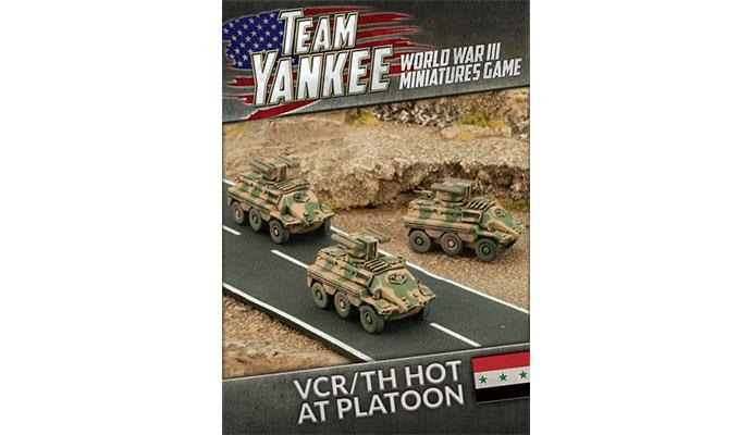 Team Yankee: Oil War- Iraqi: VCR/TH HOT AT Platoon