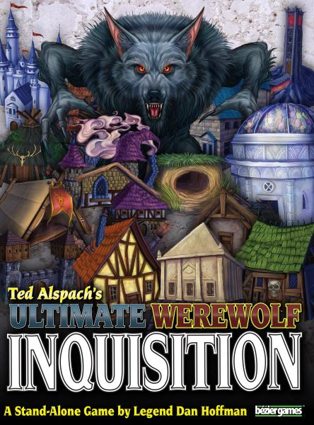 Ted Alspachs Ultimate Werewolf: Inquisition
