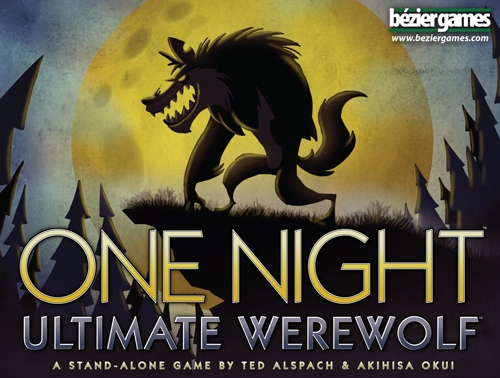 Ted Alspachs One Night Ultimate Werewolf