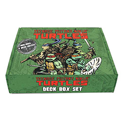 Teenage Mutant Ninja Turtles: Deck Box Set