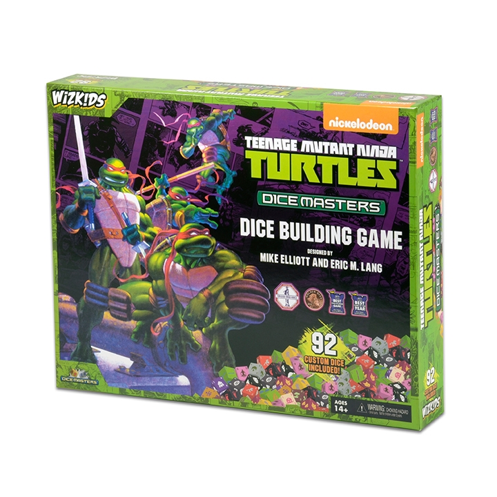 Teenage Mutant Ninja Turtles Dice Masters: Box Set (SALE)