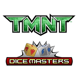 Teenage Mutant Ninja Turtles Dice Masters: Dice Bag- MICHELANGELO