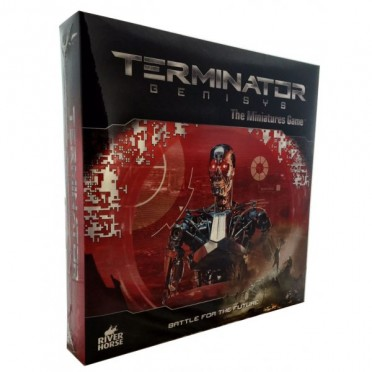 Terminator Genisys The Miniatures Game (SALE)