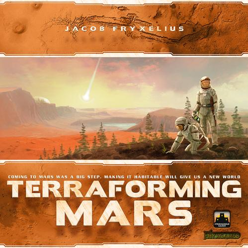 Terraforming Mars [Damaged]