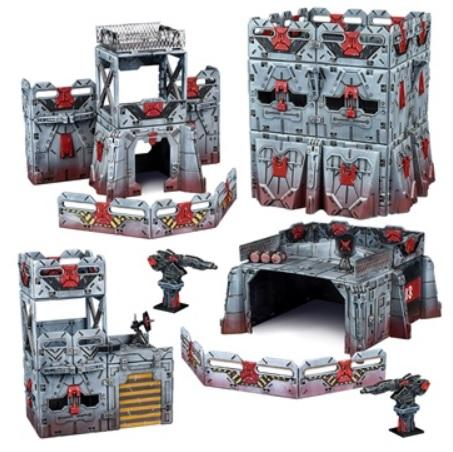 Terrain Crate: Military Compound