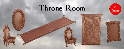 Terrain Crate: Throne Room