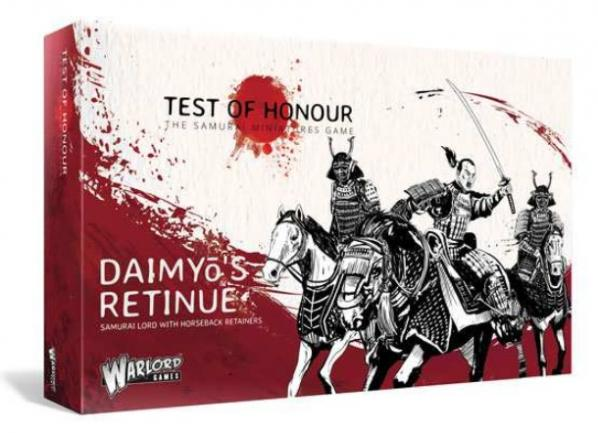 Test of Honour: Daimyos Retinue