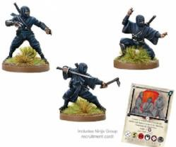 Test of Honour: Ninjas of Iga (Blister)