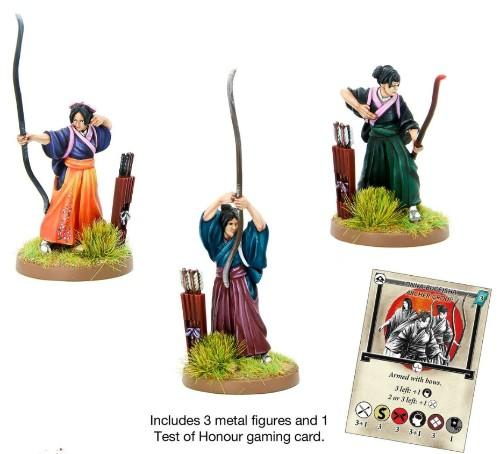 Test of Honour: Onna-bugeisha Archers