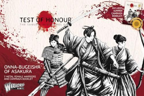 Test of Honour: Onna-bugeisha of Asakura