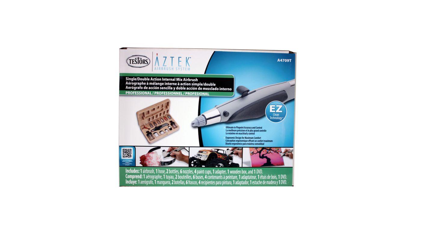 Testors - Testors Acrylic Paints: Aztek A470 Deluxe Resin