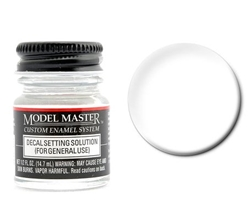 Testors Model Master Decal Setting Solution
