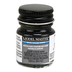 Testors Model Masters Acrylic Paints- Fieldgrau RAL 6006 - Semi-Gloss