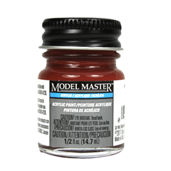 Testors Model Masters Acrylic Paints- Rotbraun RAL 8012 - Semi-Gloss