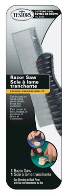 Testors Modeling Tools and Accessories: Razor Saw