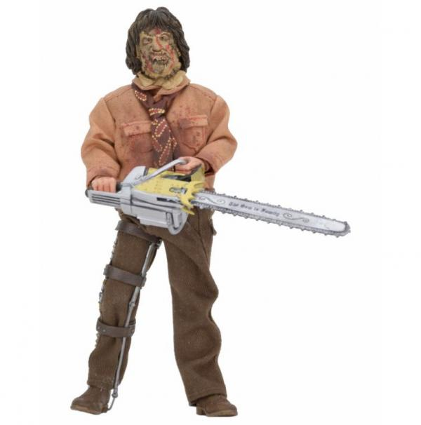 "Texas Chainsaw Massacre 3: Clothed Leatherface (8"" Action Figure)"