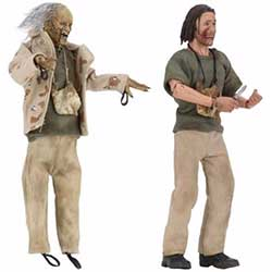 Texas Chainsaw Massacre: Nubbins Sawyer (Figure 2-Pack)