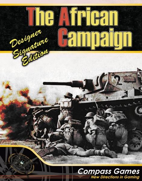 The African Campaign, Designer Signature Edition