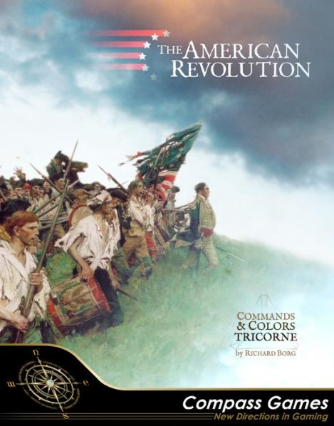 The American Revolution: Commands & Colors (Tricorne)