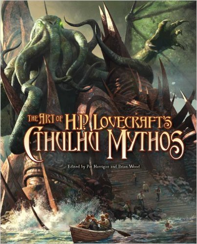 The Art Of H.P. Lovecrafts Cthulhu Mythos [SALE]