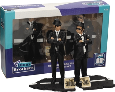 "The Blues Brothers: Jake and Elwood (Movie Icons 7"" Figure Set)"