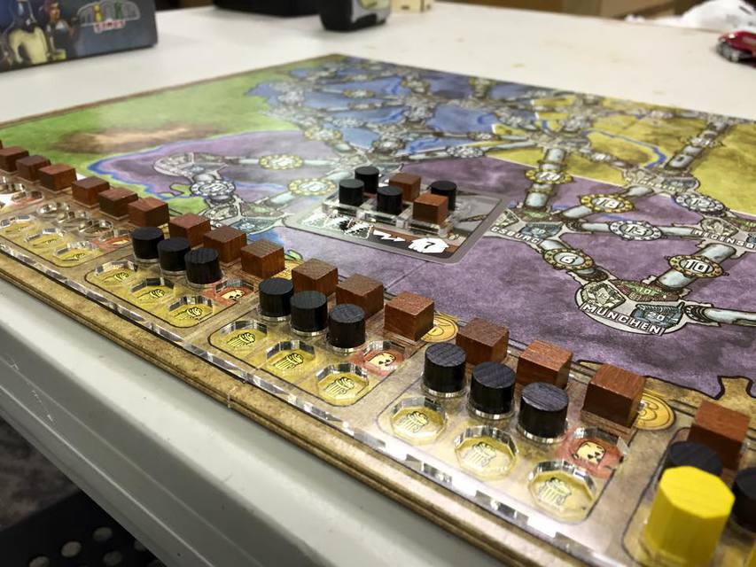 The Broken Token: Trays- Power Grid Power Plant Trays (18)