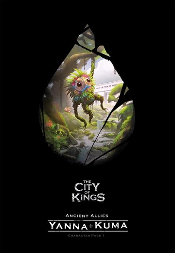 The City of Kings: Character Pack 1 -Yanna & Kuma