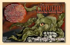 The Cthulhu Rainy-Day Activity Book