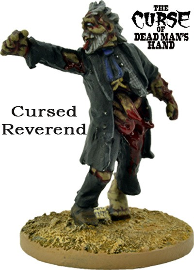 The Curse of Dead Mans Hand: Dead Reverend