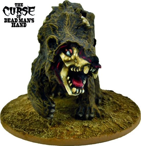 The Curse of Dead Mans Hand: Haunted Bear