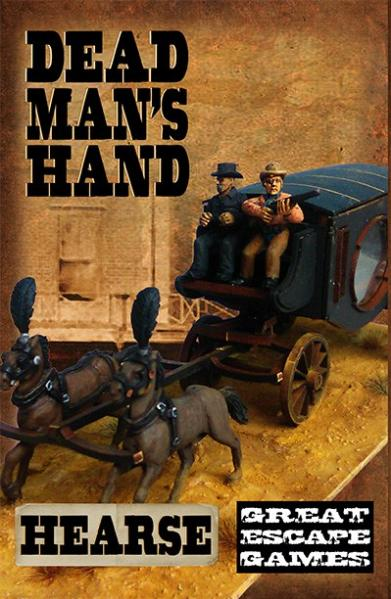 The Curse of Dead Mans Hand: The Hearse Boxed Set