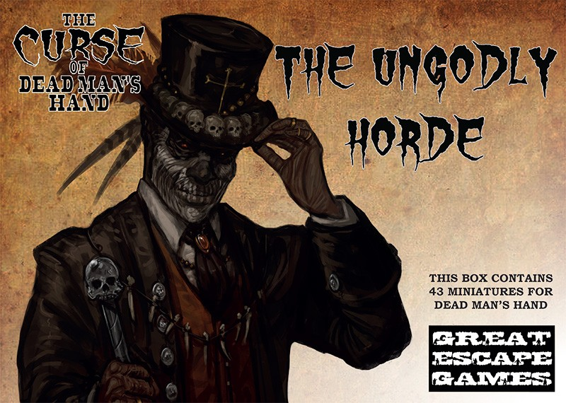 The Curse of Dead Mans Hand: The Ungodly Horde (Box)