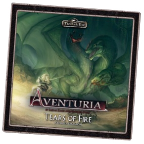 The Dark Eye: Aventuria Adventure Card Game: Tears of Fire