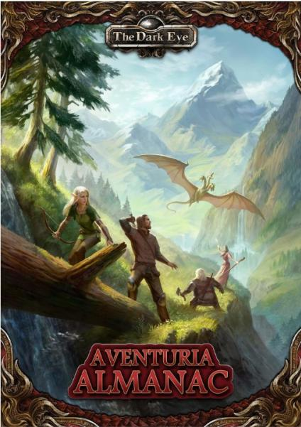 The Dark Eye: Aventuria Almanac
