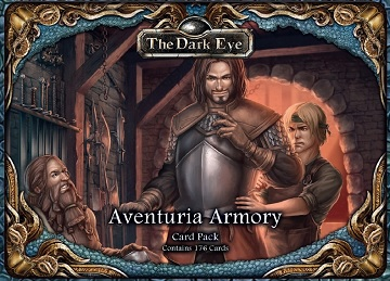 The Dark Eye: Aventuria Armory Card Pack