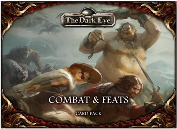 The Dark Eye: Card Pack- Combat & Special Abilities