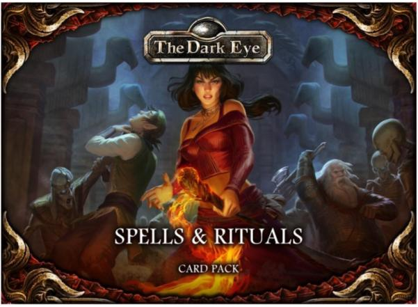 The Dark Eye: Card Pack- Spells & Rituals