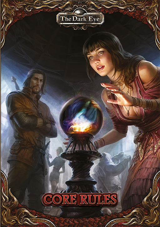 The Dark Eye: Core Rules [Digest-Size]