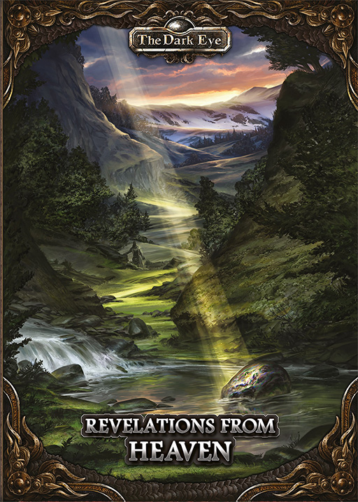 The Dark Eye: Revelations from Heaven [SALE]